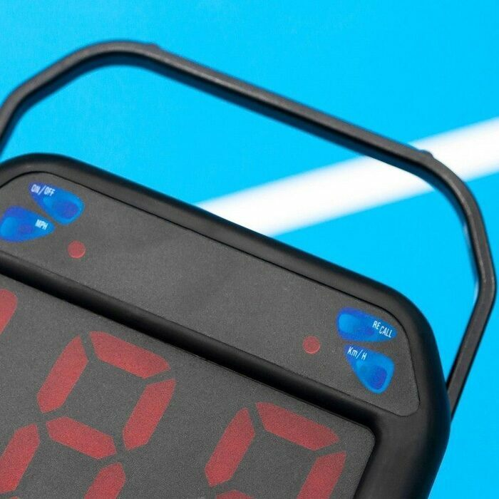 baseball speed radar