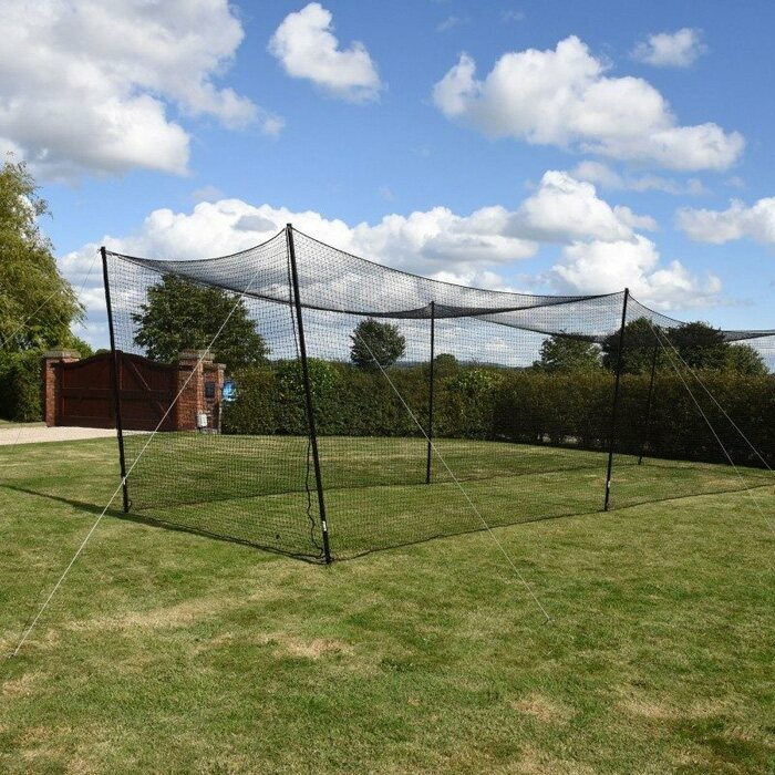 baseball batting cage poles
