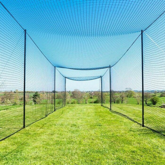 baseball and softball batting cage