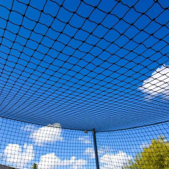 baseball batting cage netting