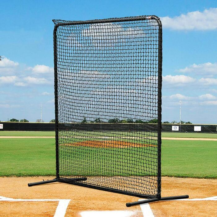 square baseball screen
