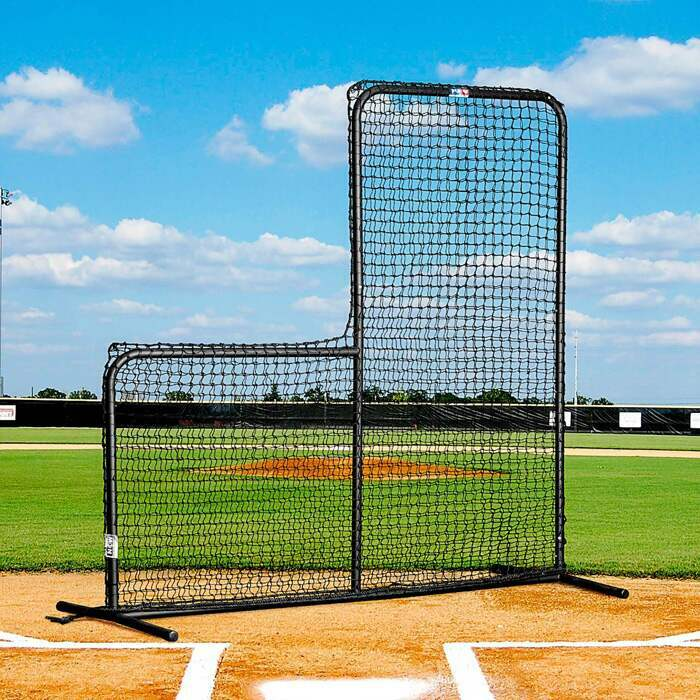 L-screen replacement net baseball