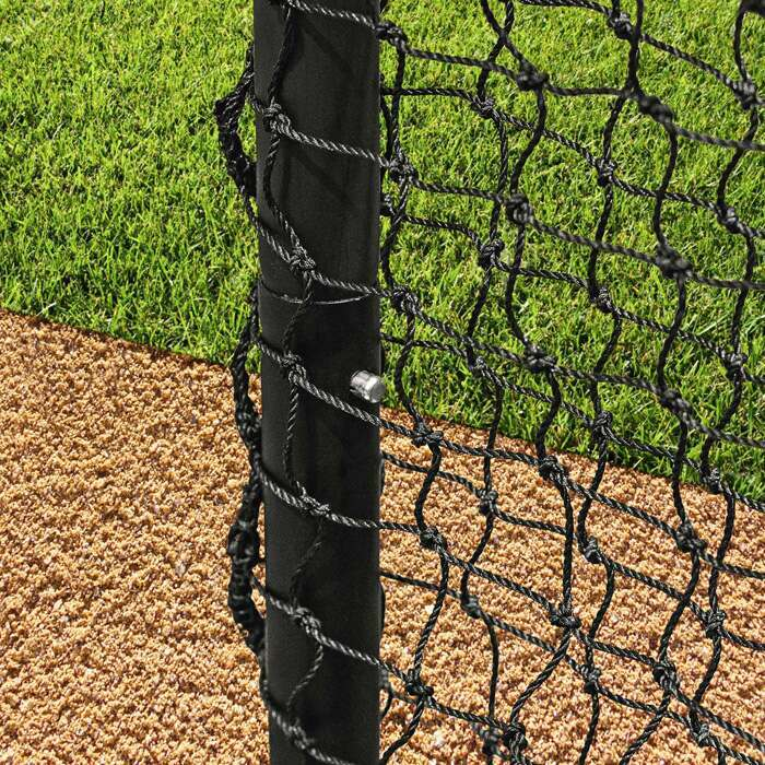 soft toss pitching screen