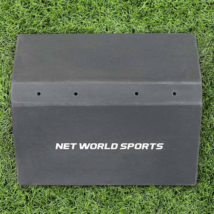 Astroturf Football Free-Kick Mannequins | Black Rubber Base