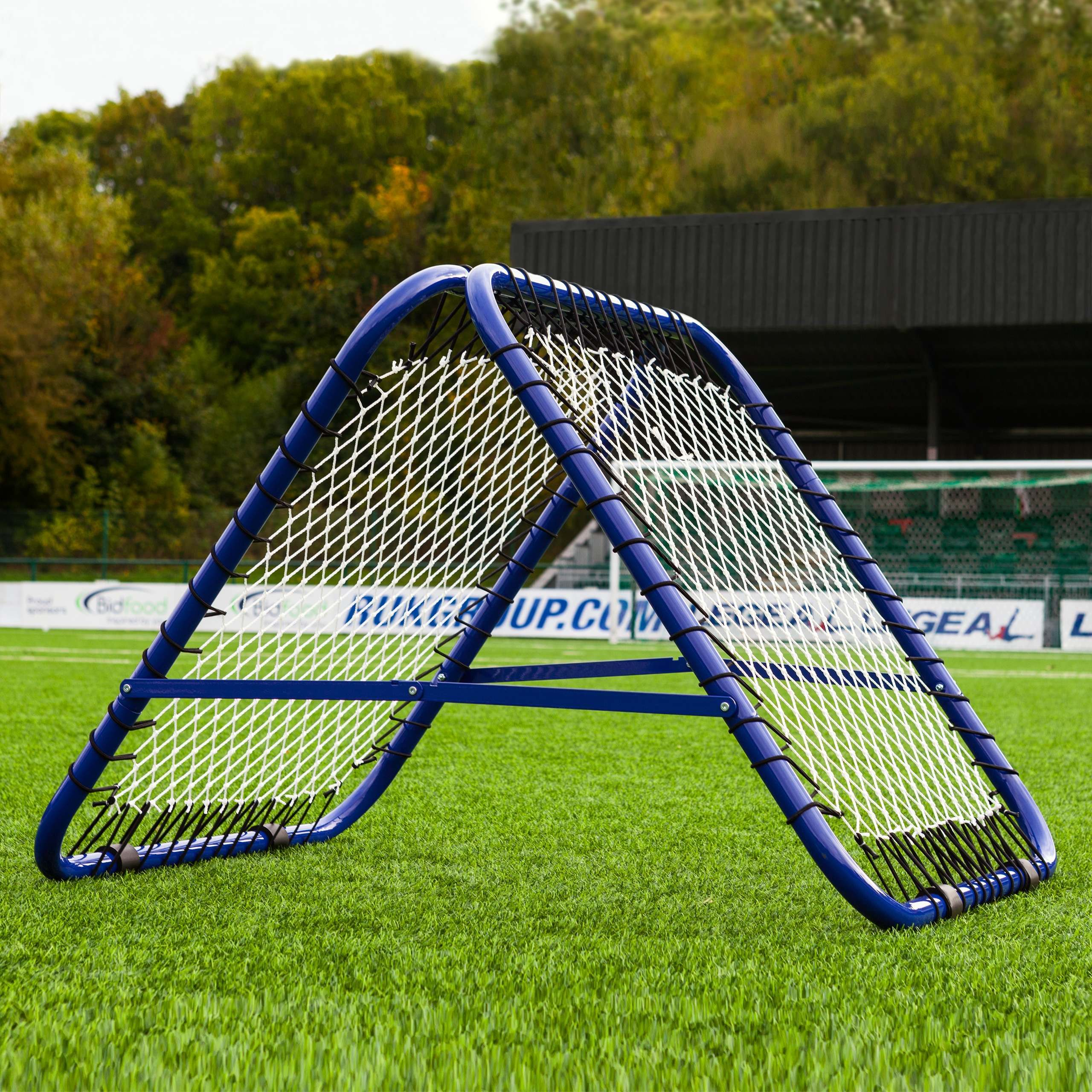 Double Sided Rapidfire Football Rebound Net Spring