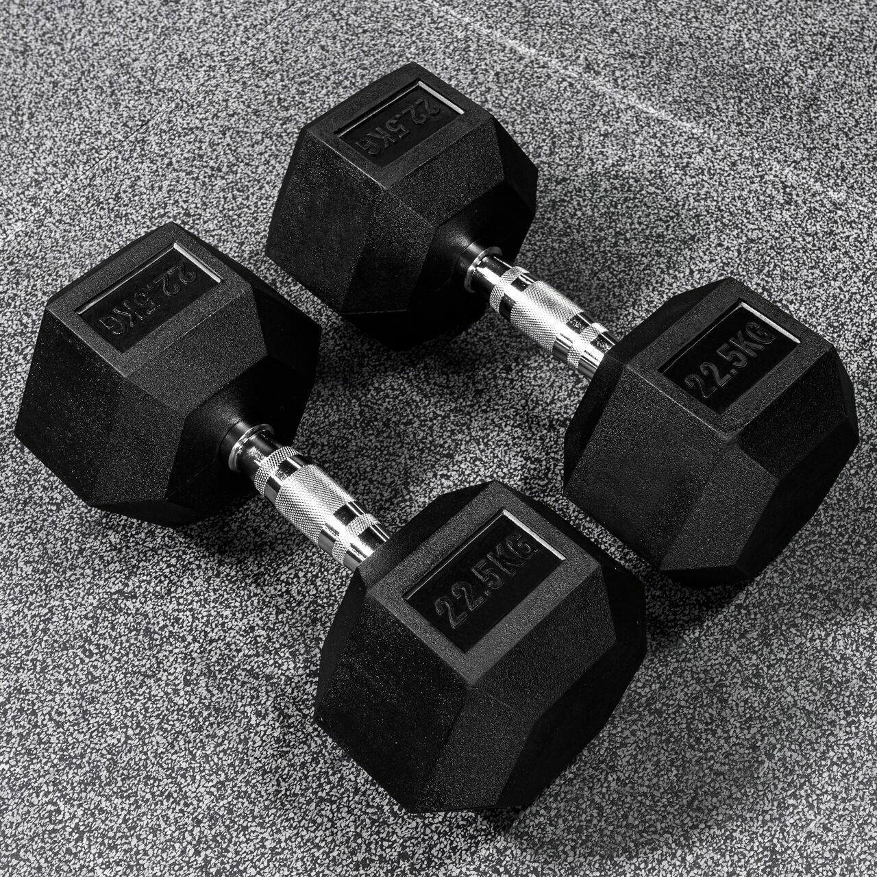 METIS Hex Dumbbell Weights [44lbs]