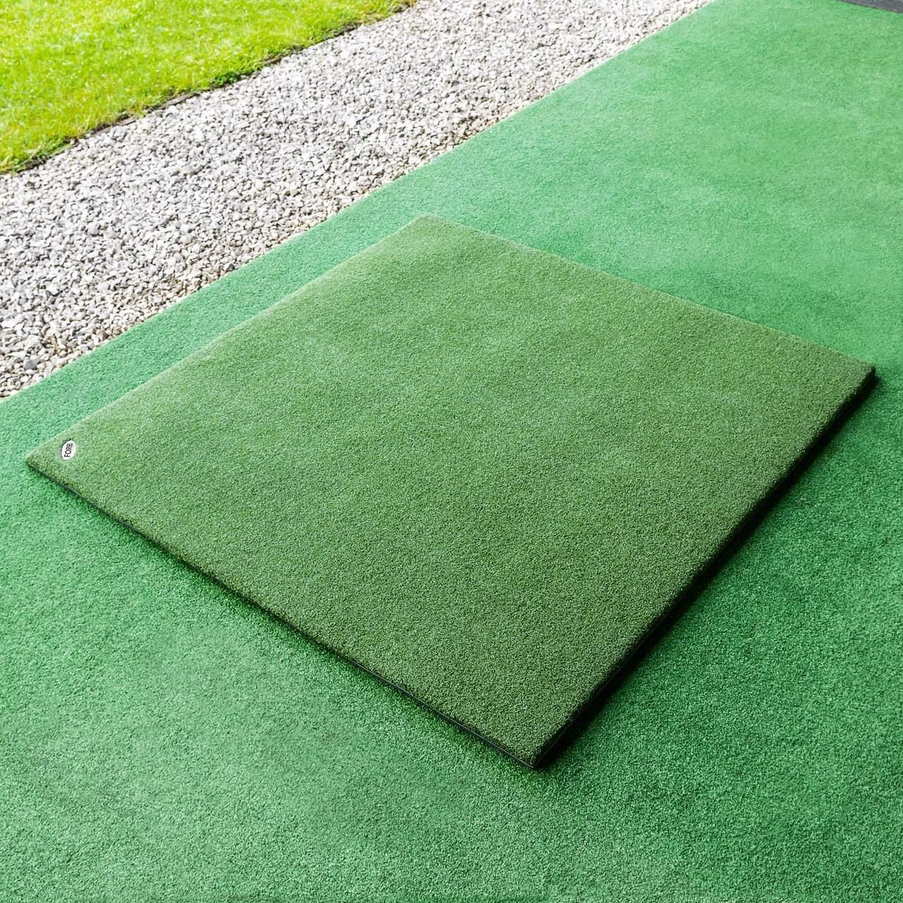 FORB Tapis de Golf Tout-Terrain Pour l'Hiver [1,5m x 1,5m]