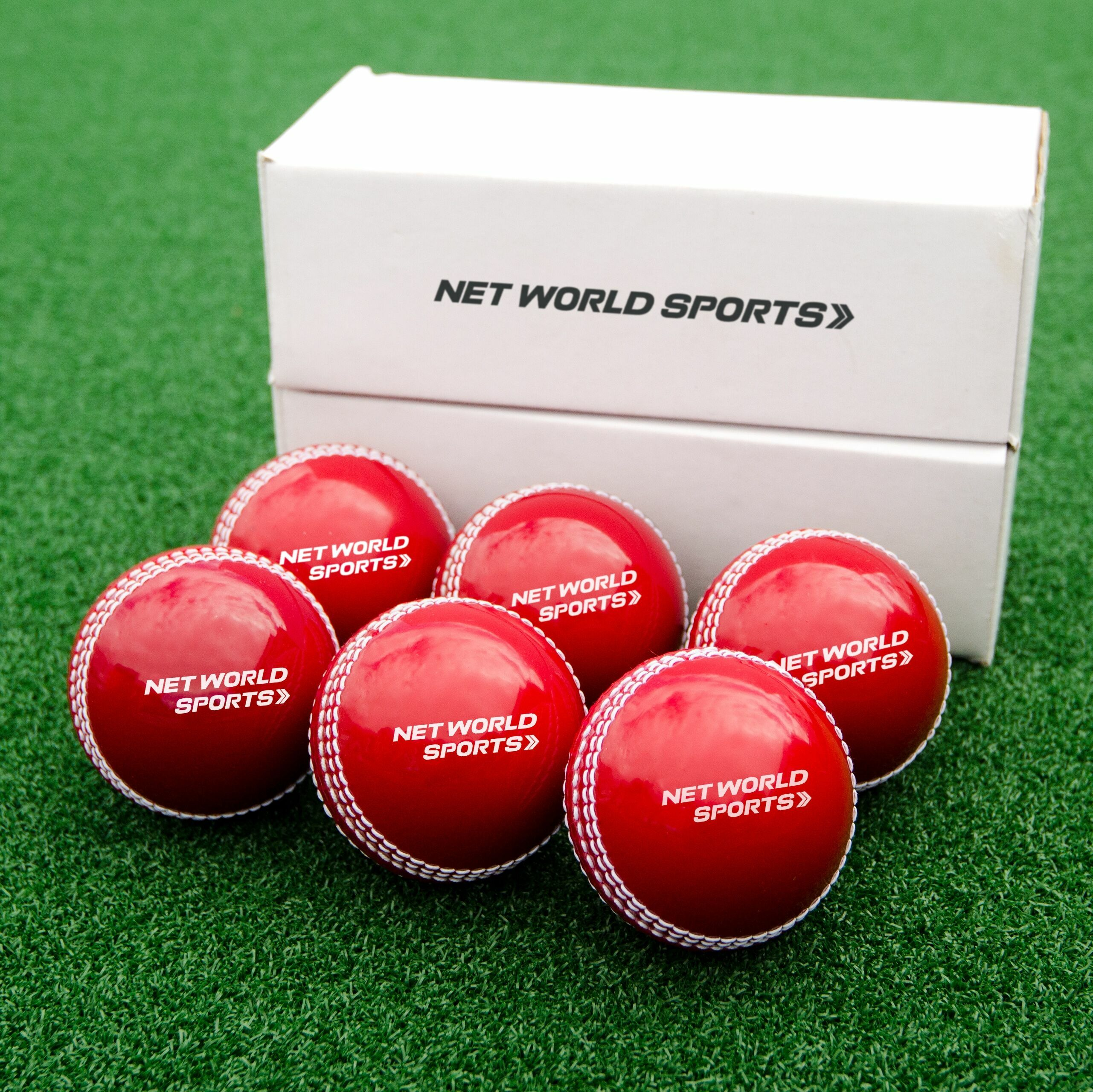 Cricket 'Incrediball' Practice Balls [Box of 6]