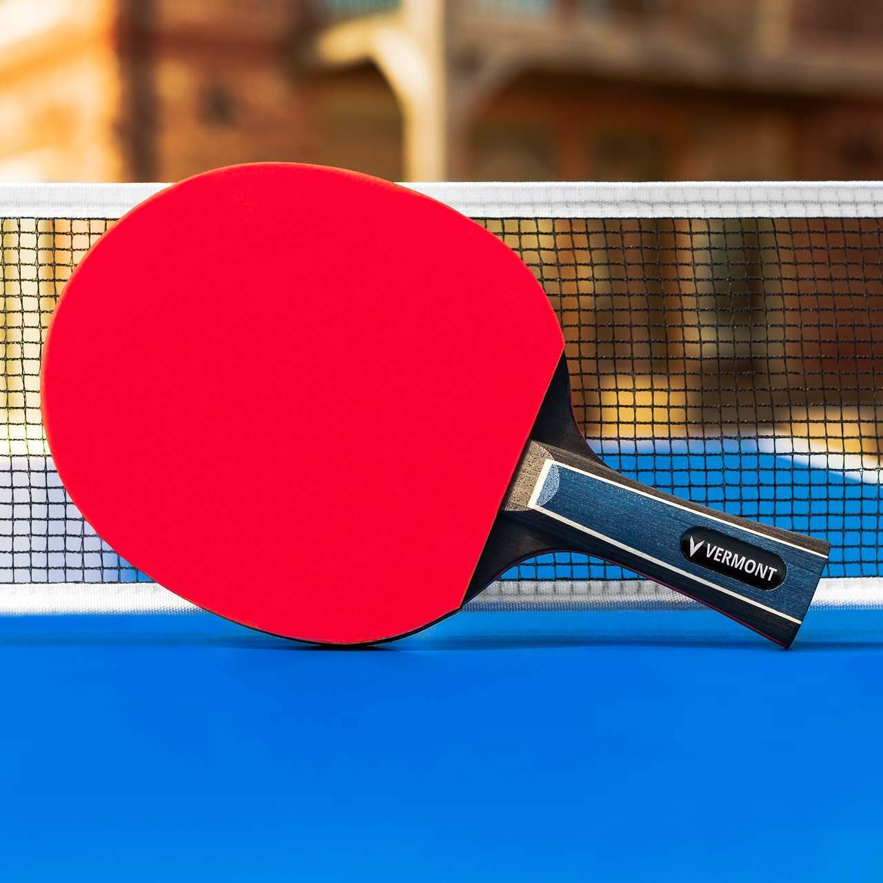 Vermont Aero Table Tennis Bat [Club]