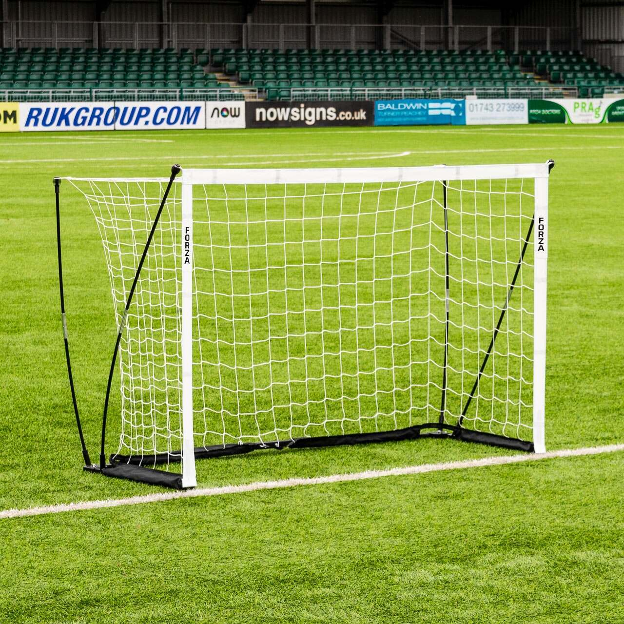 6 x 4 FORZA ProFlex Pop Up Football Goal