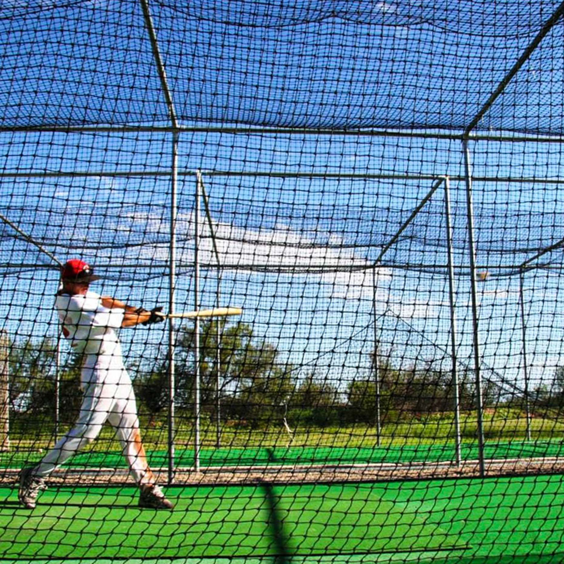 Baseball Batting Cage Nets [All Sizes]