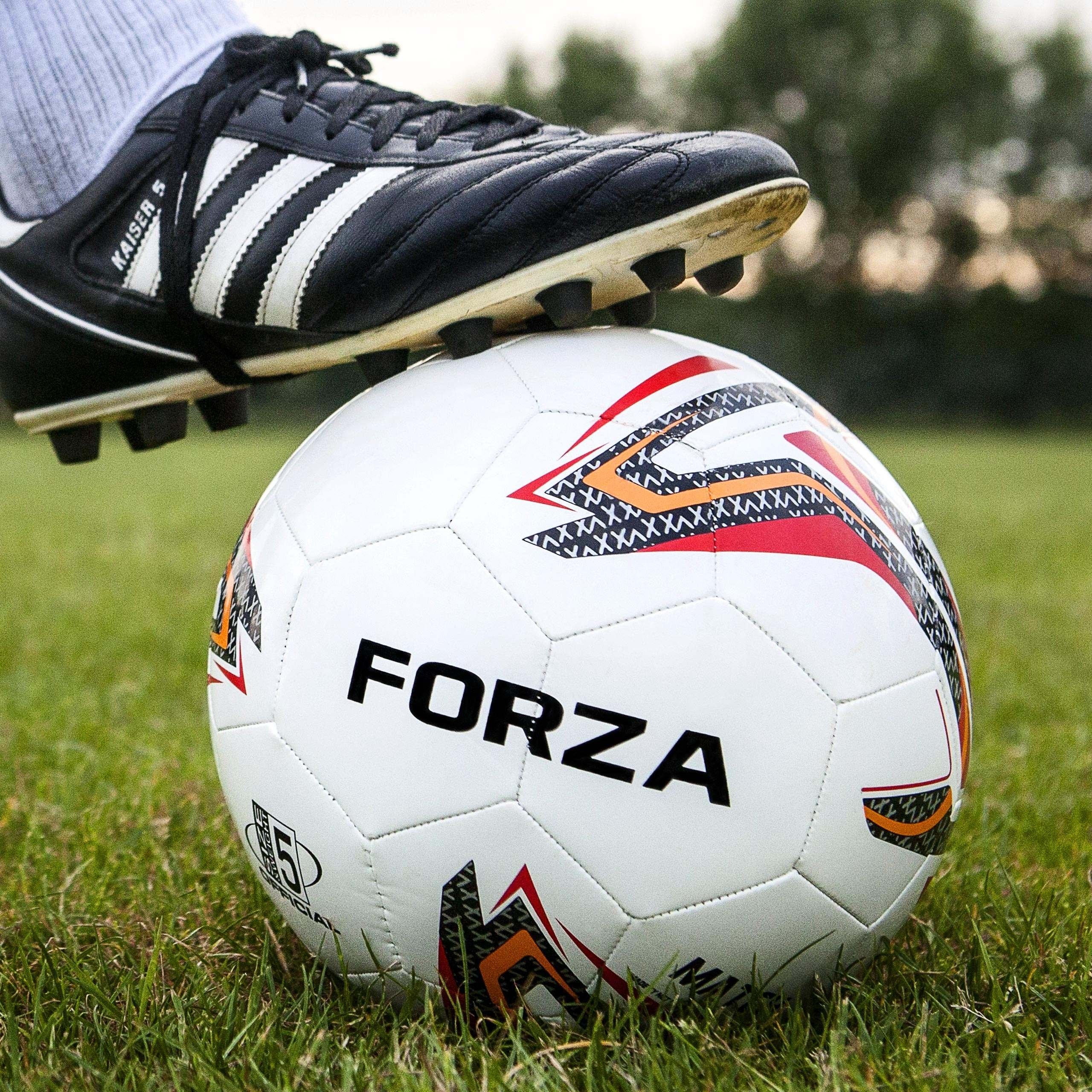 FORZA Match Soccer Ball