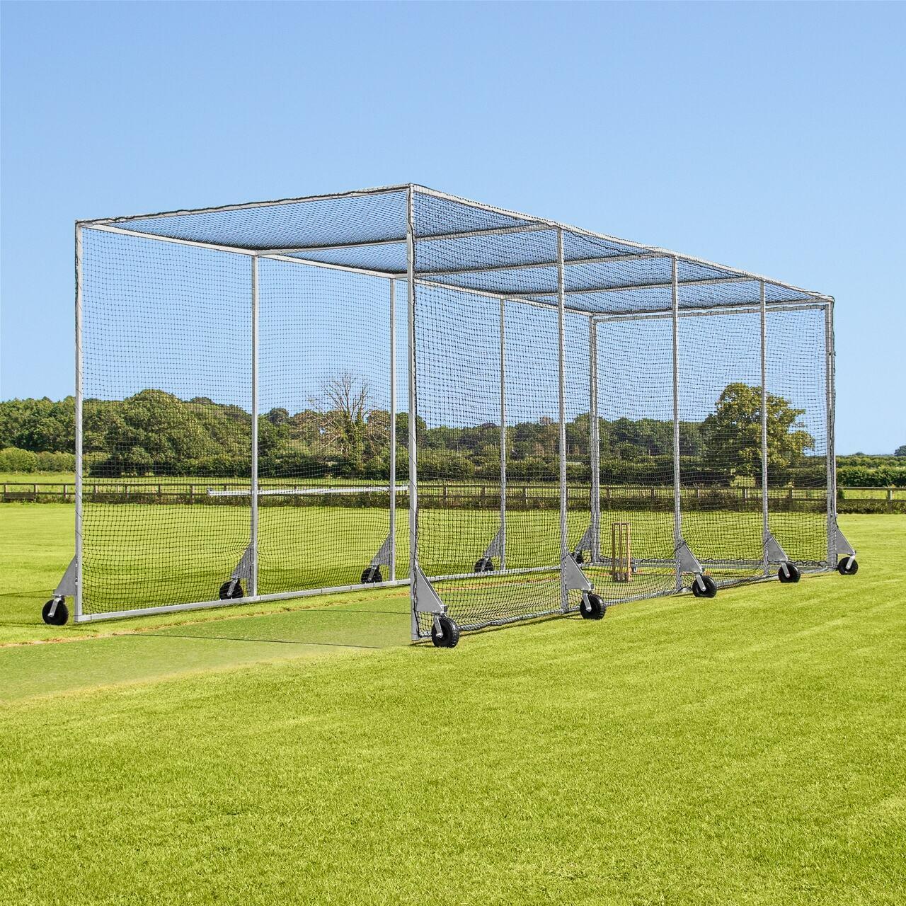 FORTRESS 360° Cage de Cricket Mobile [Test Cricket]