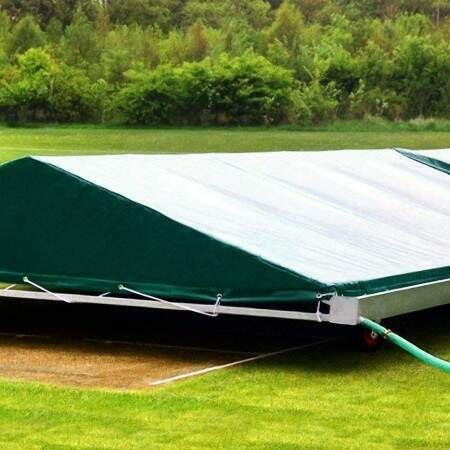 Mobile Cricket Pitch Covers [Test / Apex] | Net World Sports