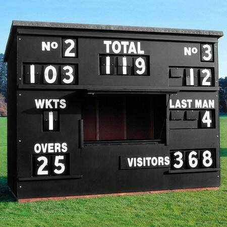 Cricket Score Box