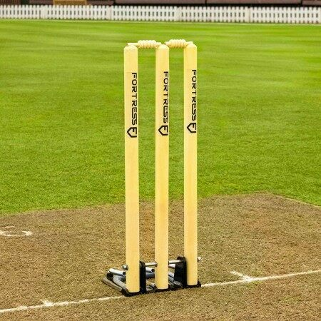 Bowling Practice Stumps | High Quality Cricket Stumps | Freestanding Stumps | Stumps For Cricket Matches | Net World Sports