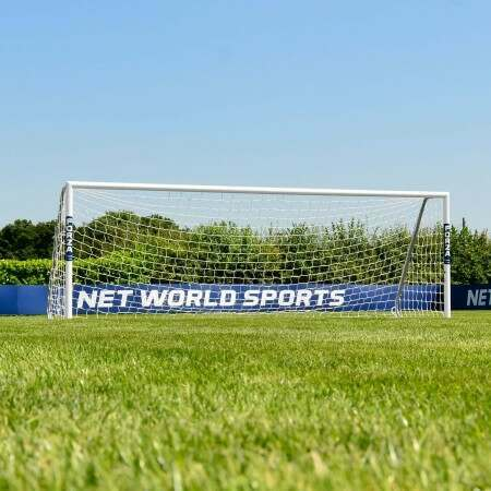 12 x 4 FORZA Alu80 Football Goal