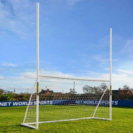 12 x 6 FORZA Garden Combi Goal For Rugby & Football | Net World Sports
