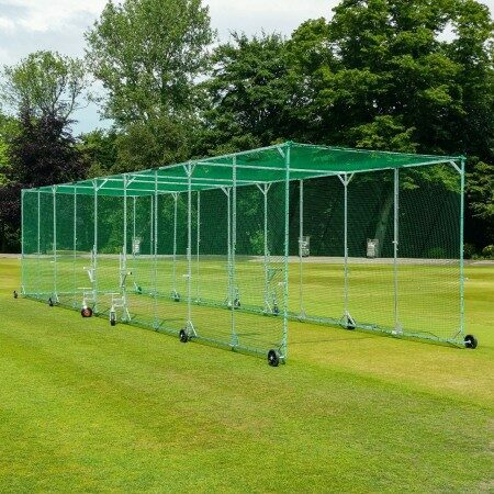 Concertina Mobile Cricket Cage