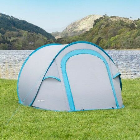 FORAGER Camping Tents - ALL SIZES [2 / 3 / 4 / 6 / 8 Man]