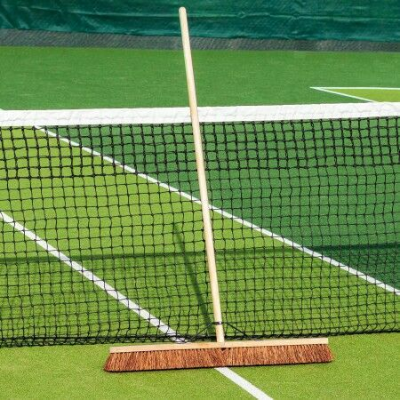 Tennis Court Broom For AstroTurf Tennis Courts | Net World Sports