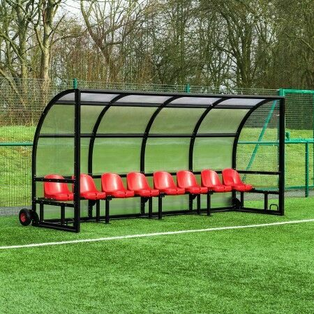 FORZA Alu60 Sports Pitch Team Shelter | Net World Sports