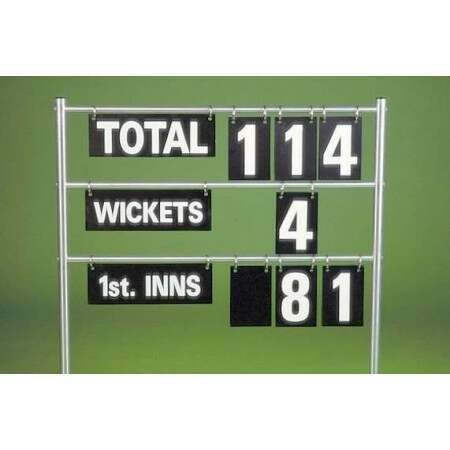 Portable Cricket Scoreboard [3 Lines] | Net World Sports