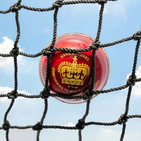 Heavy Duty Cricket Backstop Netting | Net World Sports