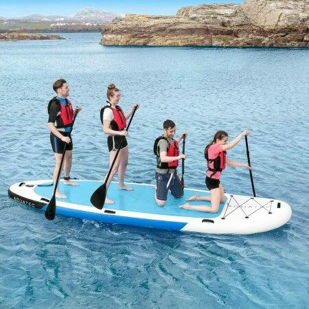 AquaTec Paddle Boards [2/4 Person] | Net World Sports