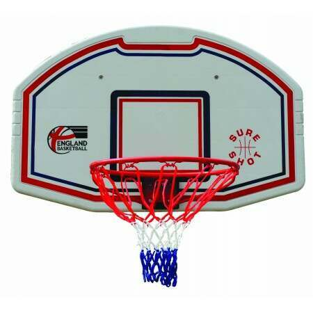 Basketball Backboard & Hoop (Flex Ring) | Net World Sports