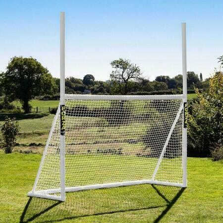 8 x 5 FORZA Combination Football & Rugby Goal Posts | Net World Sports