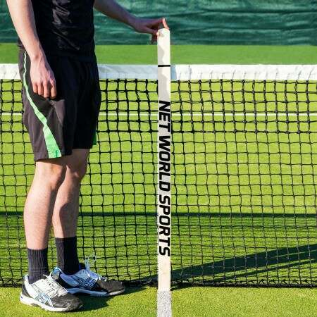 What is the official height of a tennis net? Official Tennis Net Height