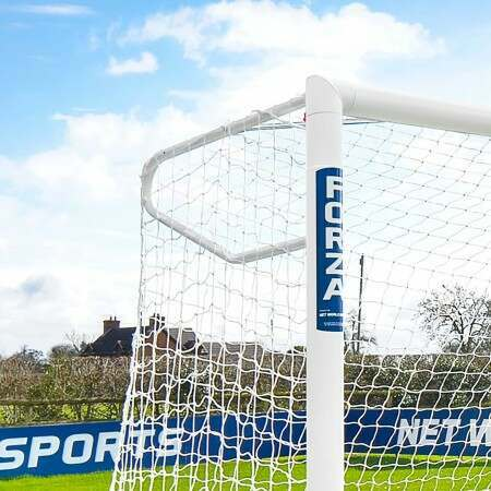 FORZA D-Brackets for Aluminium Football Goals | Net World Sports