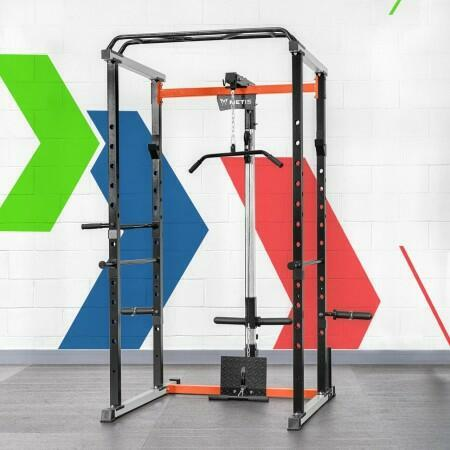 METIS Power Cage | Squat Rack | Net World Sports