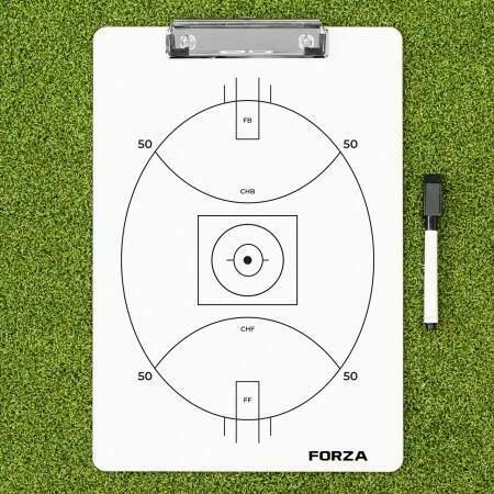 FORZA Aussie Rules Football Coaching Clipboard