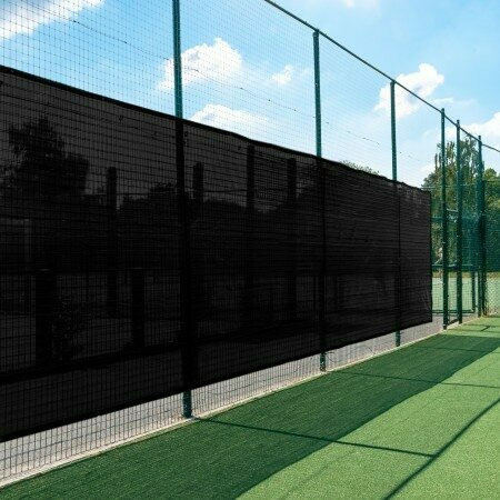 Baseball Privacy Screen