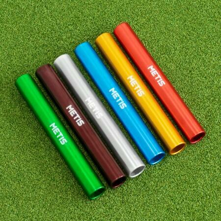 Alloy Relay Batons [Pack Of 6] | Net World Sports
