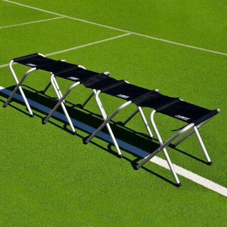 Portable Aluminium Football Team Benches