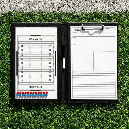 Handheld American Football Coaching Folder