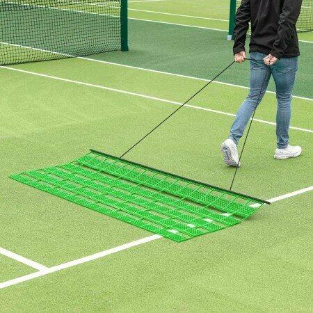 Ultra-Durable PVC Tennis Court Drag Mats | Net World Sports