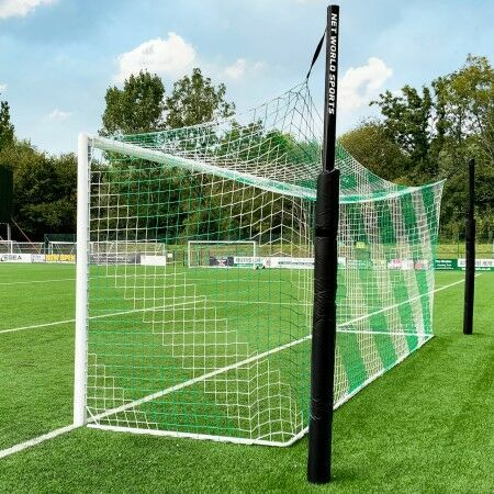 UEFA Football Net Support Post Pads | Net World Sports