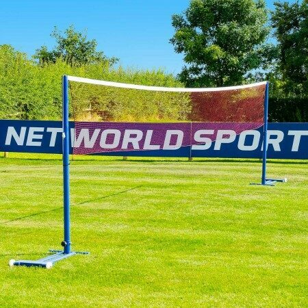 ProCourt 42kg Badminton Posts | Net World Sports