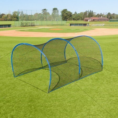 FORTRESS Batting Cage [20ft Extender Kit] | Net World Sports