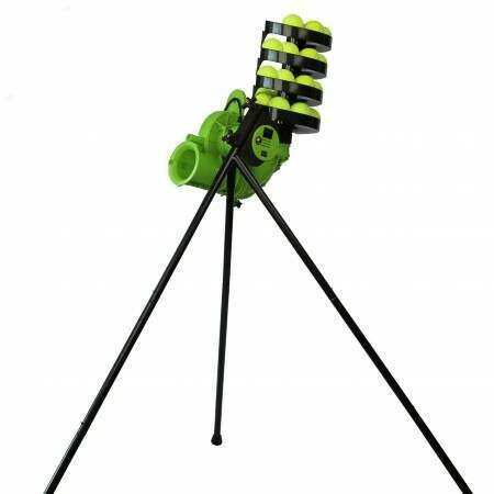 Baseliner Slam Tennis Ball Machine | Tennis Court Equipment | Net World Sports