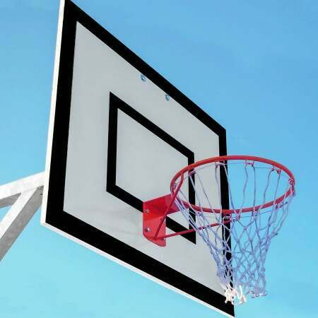 Basketball Ring (Heavy Duty)