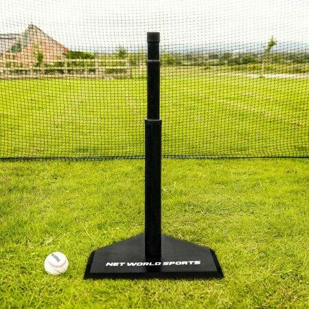 Ultra Heavy Duty Rubber Baseball Batting Tee | Net World Sports