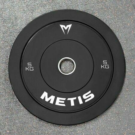 METIS Bumper Plates [5kg – 25kg] | Net World Sports