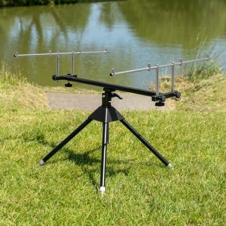 ATLAS Stainless Steel Carp Fishing Rod Pod