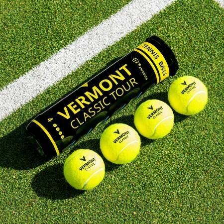 Vermont Classic Tennis Ball | Bulk Buy Tennis Balls | Net World Sports