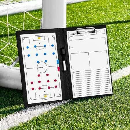 Handheld Soccer Coaching Folder